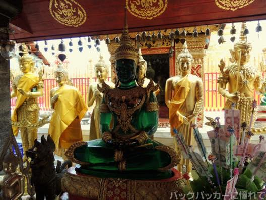 20151023203509 - 【チェンマイ寺院観光】ドイステープへレンタルバイクで行く
