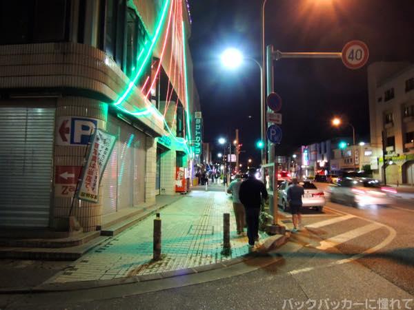 20151214205102 - 基地の街ゲート通りでディープな夜のアメリカ人街を飲み歩く