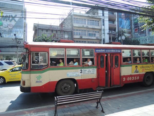 20160202212219 - カオサン通りから路線バスで繁華街への行き方!〜シーロム・ナナ編〜