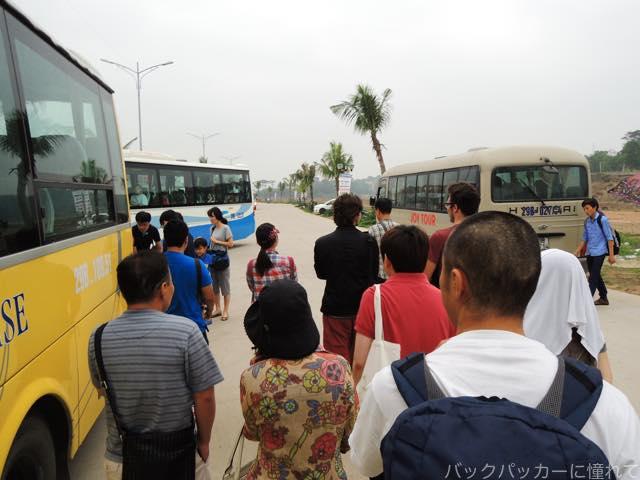 20160522173233 - ハノイからツアーバスで行く!世界遺産のハロン湾と世界一周の日本人