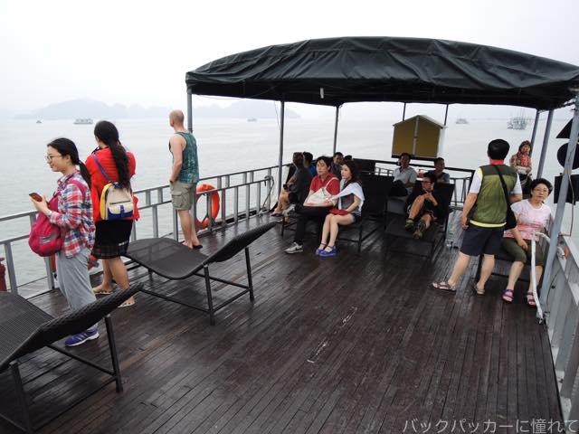 20160524201905 - ハノイからツアーバスで行く!世界遺産のハロン湾と世界一周の日本人