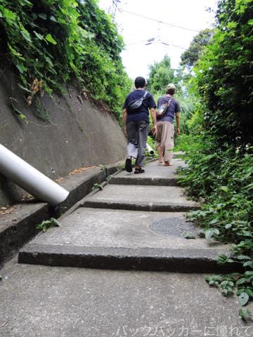 20160829200135 - 【横須賀】山ガールには負けない!汐入谷戸地区山登りを音楽で振り返る