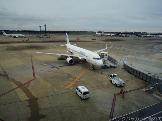 20160929184442 - バニラエアJW303便|成田から香港搭乗記'16