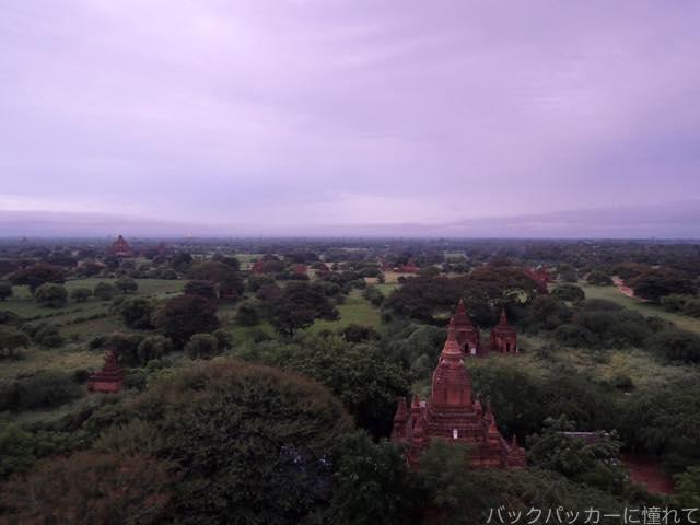 20161014193532 - ミャンマーバガン遺跡の仏塔・寺院でサンライズ&サンセット観光!