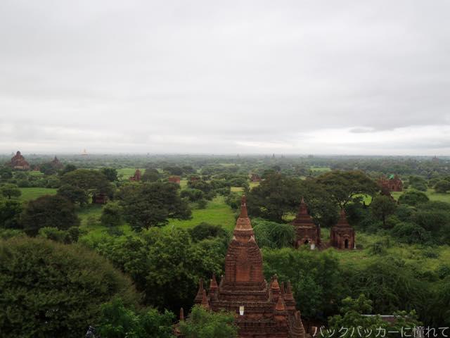 20161016113946 - ミャンマーバガン遺跡の仏塔・寺院でサンライズ&サンセット観光!