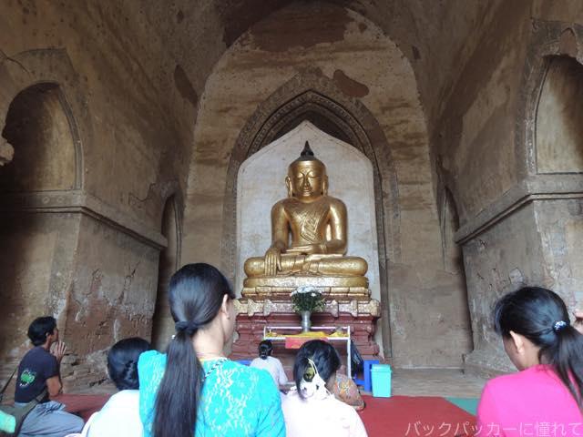 20161016120131 - ミャンマーバガン遺跡の仏塔・寺院でサンライズ&サンセット観光!