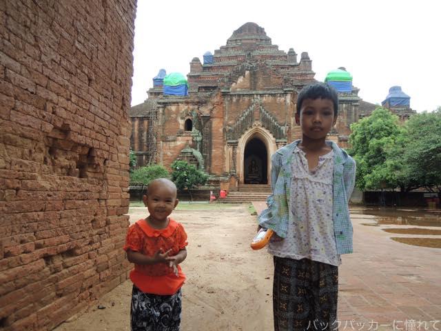 20161016120804 - ミャンマーバガン遺跡の仏塔・寺院でサンライズ&サンセット観光!