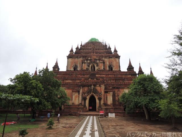 20161016121357 - ミャンマーバガン遺跡の仏塔・寺院でサンライズ&サンセット観光!