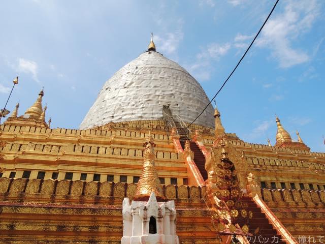 20161016125313 - ミャンマーバガン遺跡の仏塔・寺院でサンライズ&サンセット観光!