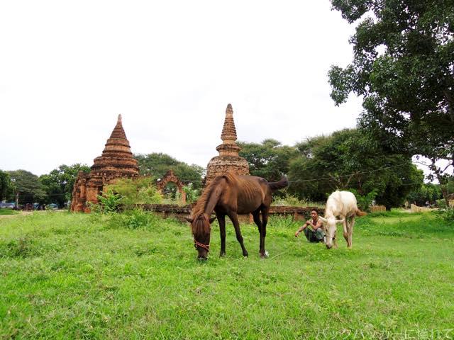 20161016130256 - ミャンマーバガン遺跡の仏塔・寺院でサンライズ&サンセット観光!