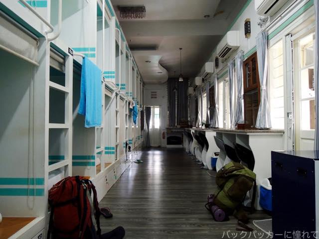 20161025190809 - 【ヤンゴン】チャイナタウンのゲストハウス「Traveller's House」はカプセルスタイルの静かな安宿