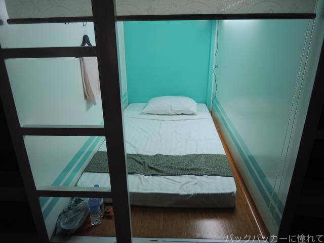 20161025210806 - 【ヤンゴン】チャイナタウンのゲストハウス「Traveller's House」はカプセルスタイルの静かな安宿