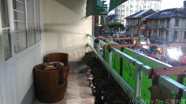 20161025211931 - 【ヤンゴン】チャイナタウンのゲストハウス「Traveller's House」はカプセルスタイルの静かな安宿