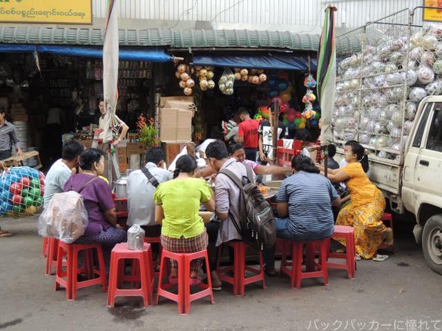 20161025213443 - 【ヤンゴン】チャイナタウンのゲストハウス「Traveller's House」はカプセルスタイルの静かな安宿