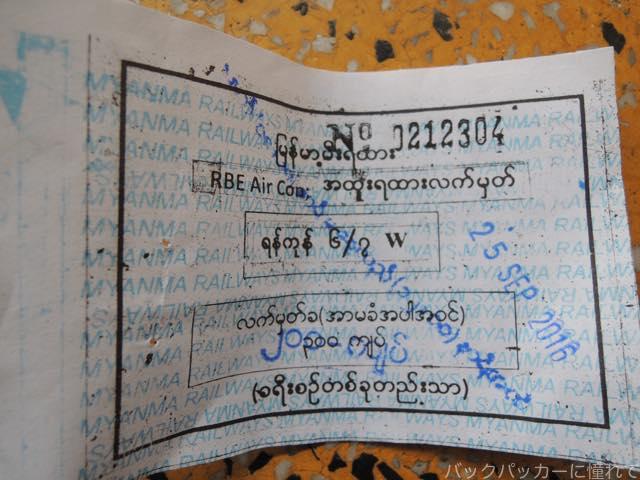 20161028212738 - ヤンゴン環状線でぐるっと一周3時間のゆるり列車旅