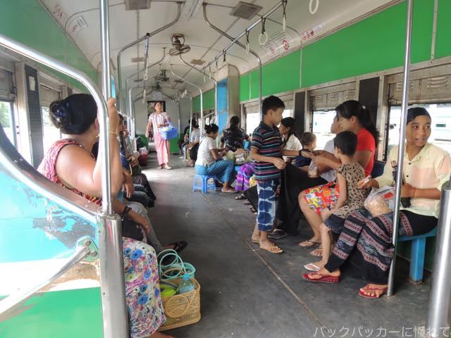 20161028220858 - ヤンゴン環状線でぐるっと一周3時間のゆるり列車旅