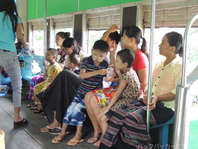 20161028221309 - ヤンゴン環状線でぐるっと一周3時間のゆるり列車旅