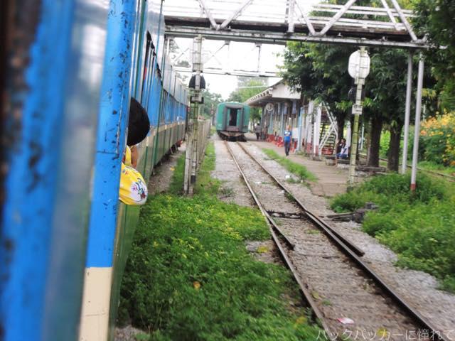 20161029075638 - ヤンゴン環状線でぐるっと一周3時間のゆるり列車旅