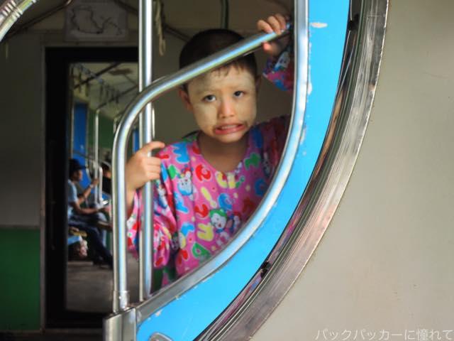 20161029080443 - ヤンゴン環状線でぐるっと一周3時間のゆるり列車旅