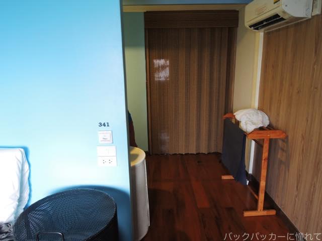 20161207122320 - 【バンコク】ラチャテウィーの住宅街にある静かなホステル「チェックインマイホステル」