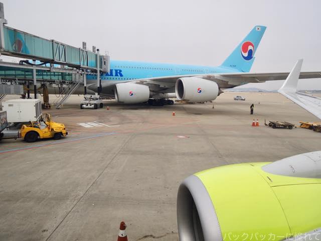 20170220222452 - 成田とソウル仁川国際空港の往復で韓国LCCのジンエアーに搭乗記