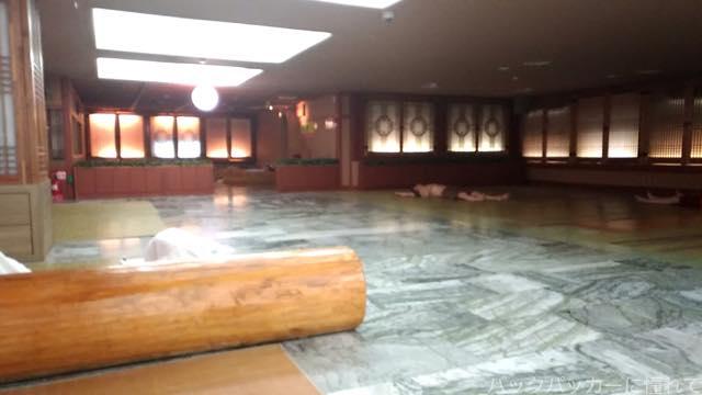 20170301075155 - シロアムサウナはソウル旅行者の登竜門!アカスリ&食事で安眠宿泊!
