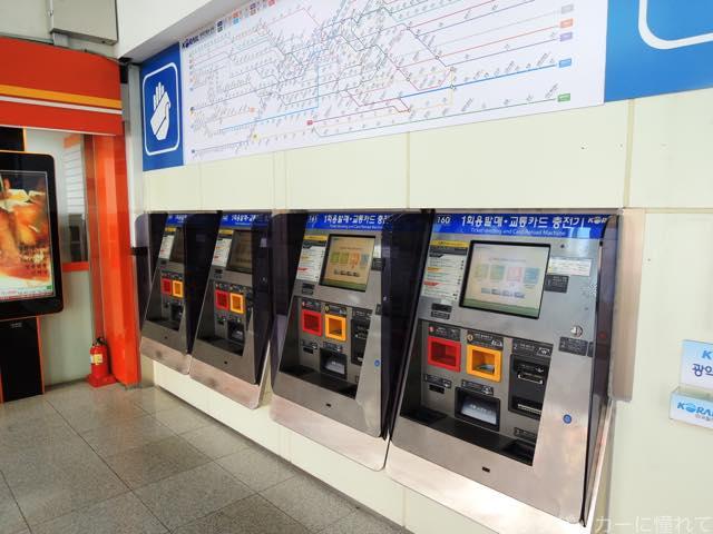 20170311101646 - 仁川国際空港とソウル駅を結ぶ直通高速鉄道「A'REX」と地下鉄の乗り方について
