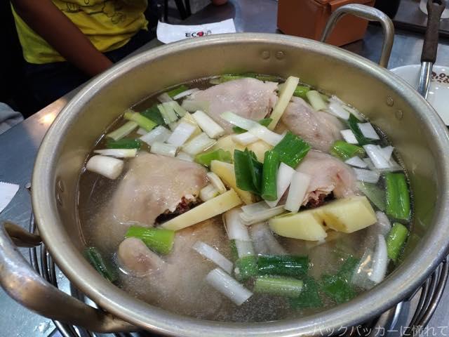 20170517202103 - 【ソウル】東大門のタッカンマリ横丁で鶏が丸ごと入った鍋に大満足!