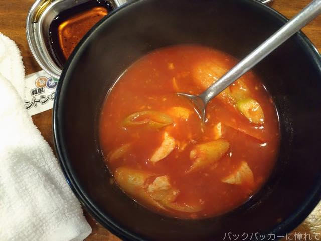 20170905145310 - 上野で本場韓国料理!「韓国路地裏食堂カントンの思い出」でちょっとソウル気分
