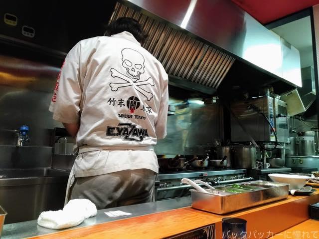 20180707143732 - 絶品!押上の竹末東京Premiumの鶏ホタテそばと黒トリュフ&チーズライスに感動