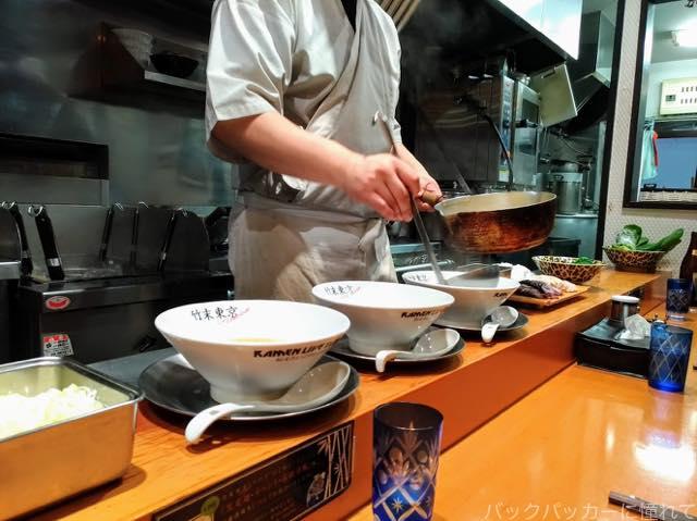 20180707144325 - 絶品!押上の竹末東京Premiumの鶏ホタテそばと黒トリュフ&チーズライスに感動