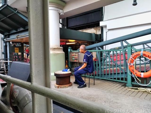 20180906191555 - 香港のスターフェリー|九龍サイドの尖沙咀と香港島を結ぶショートクルージング