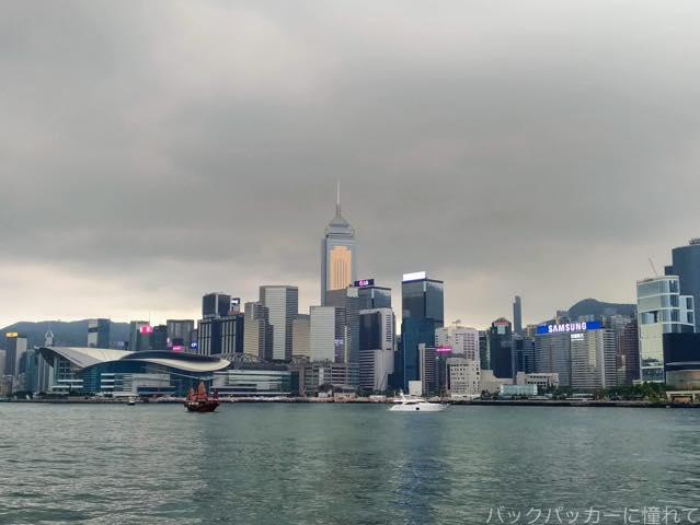 20180906191712 - 香港のスターフェリー|九龍サイドの尖沙咀と香港島を結ぶショートクルージング