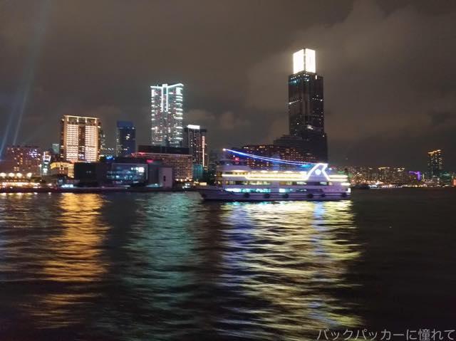 20180906193554 - 香港のスターフェリー|九龍サイドの尖沙咀と香港島を結ぶショートクルージング