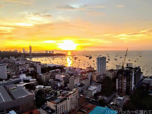 20181015194431 - タイのairbnb|パタヤの海が見えるプール付コンドミニアムで民泊体験