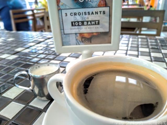 20181020090531 - パタヤで美味しいコーヒーが飲めるソイブッカオ付近のカフェ「Loaf Bakery & Cafe」