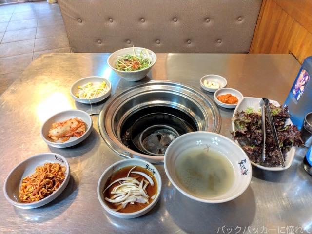 20181129220050 - 釜山の人気店トネヌ|サムギョプサルと味付けカルビでひとり飯