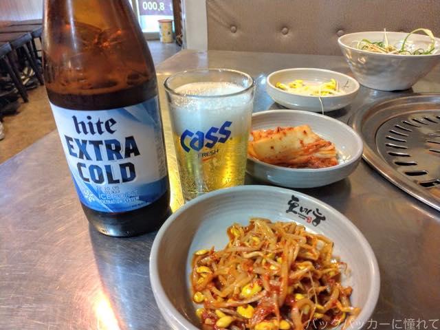 20181129222451 - 釜山の人気店トネヌ|サムギョプサルと味付けカルビでひとり飯