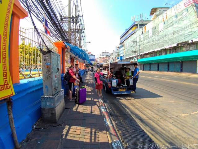 20190129221649 - パタヤの便利な巡回バス「ソンテウ」のルートと乗り方と運賃はコレだ!!
