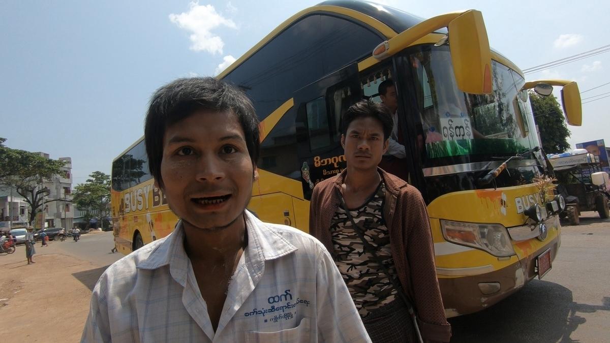 20200312090838 - 【ミャンマー】パアンからゴールデンロックへの行き方とチャイトーのボッタクリバイタク