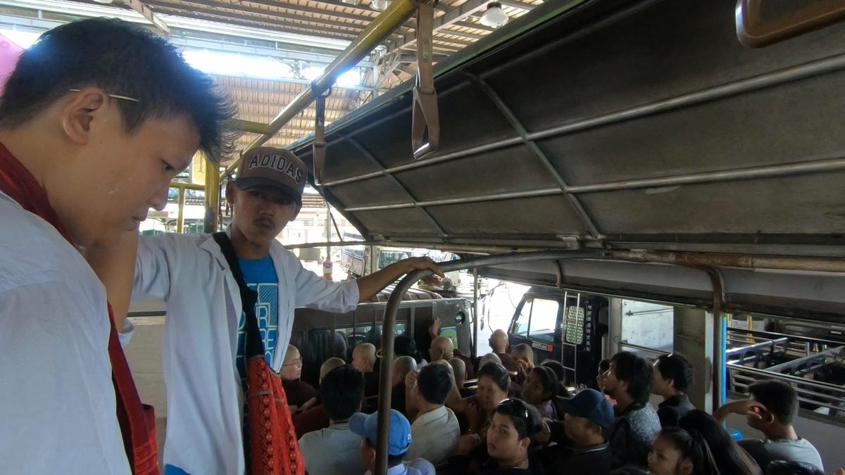 20200312094844 - 【ミャンマー】パアンからゴールデンロックへの行き方とチャイトーのボッタクリバイタク