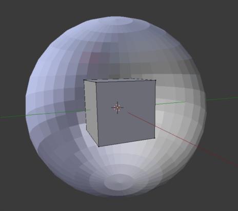 Blenderでベイクするときの光源