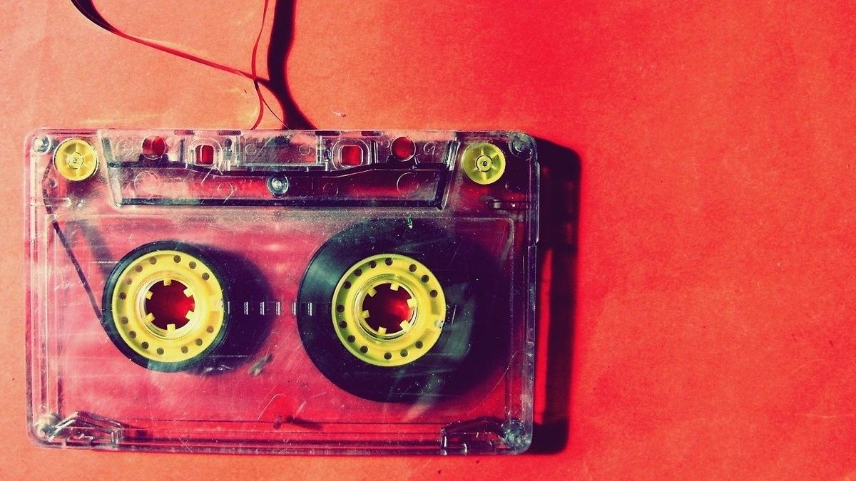 カセットテープ サムネイル
