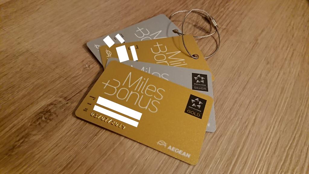 エーゲ航空 スターアライアンス 上級会員 シルバー ゴールド ステータス Aegean Miles Bonus Silver Gold