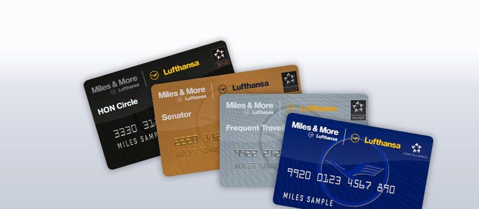 Lufthansa Miles & More ルフトハンザ ドイツ航空 マイレージ