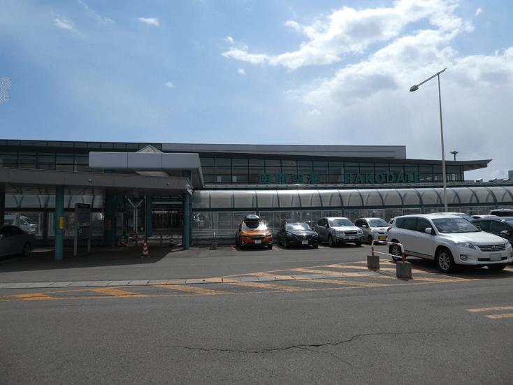 hakodate airport