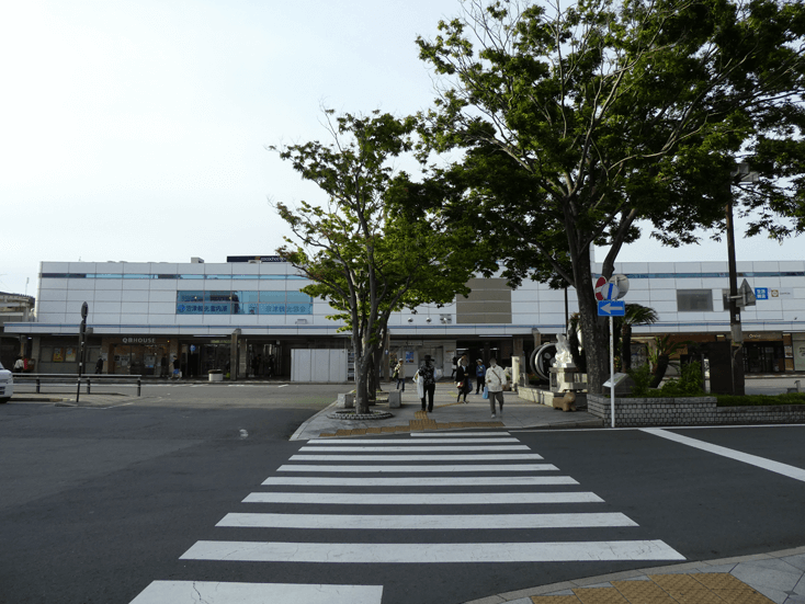 numazu station