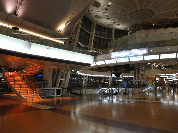 haneda airport terminal2