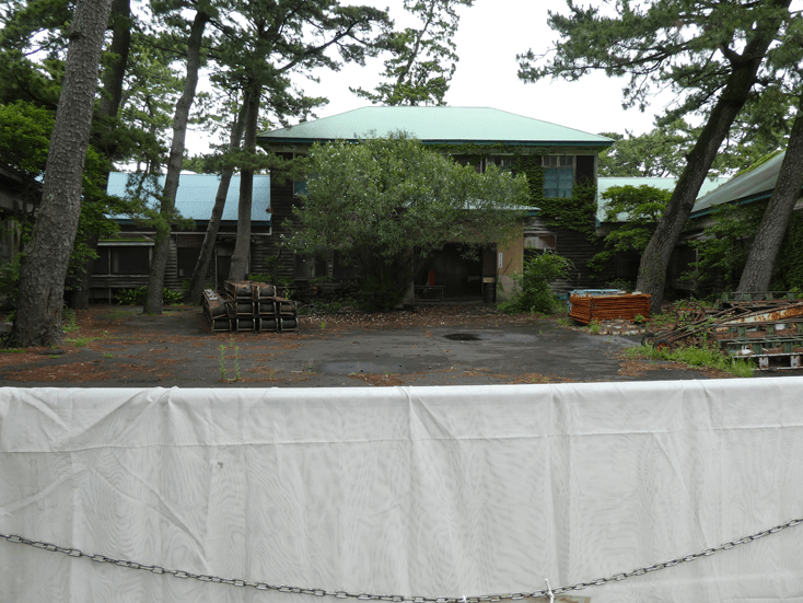 Numazu City Cultural Asset Storage