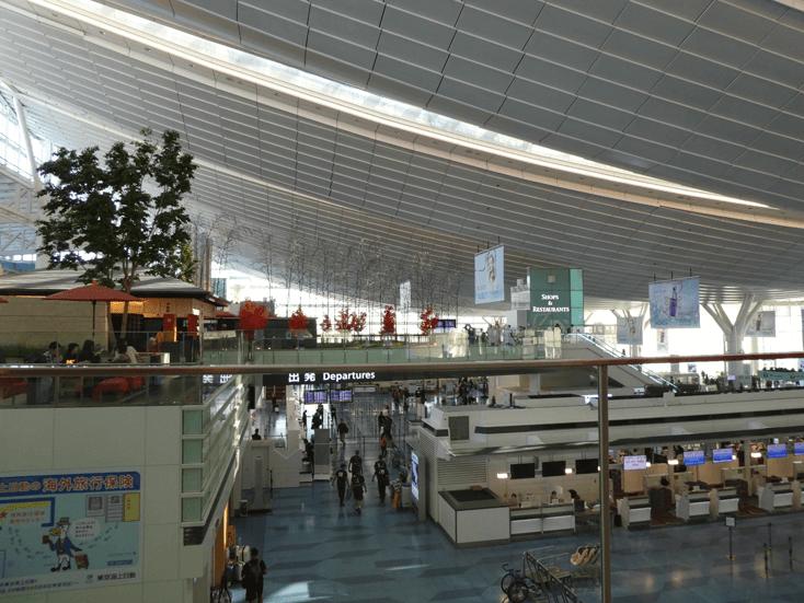 haneda airport